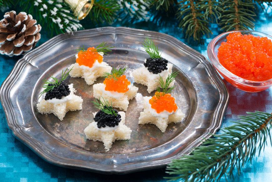 Weihnachtszeit ist Schlemmerzeit - ohne Sünde durch die Feiertage