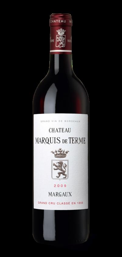 2009 Château Marquis de Terme