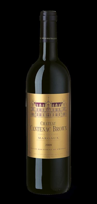 2009 Château Cantenac Brown