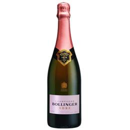 Bollinger Rosé Champagner