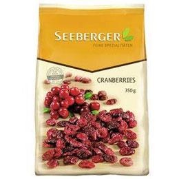 Cranberries - gesüßt,getrocknet,ungeschwefelt
